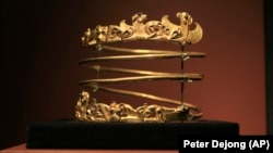 В суде Амстердама сказали, что ожидают дополнительных документов по «делу о скифском золоте» до 19 января