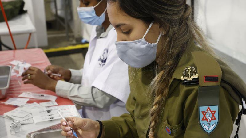 COVID-19: правительство Израиля планирует привить взрослое население от к концу марта
