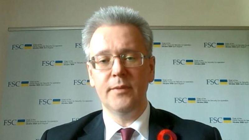 Цымбалюк обсудил притеснения прав крымских татар в Крыму с новым комиссаром ОБСЕ