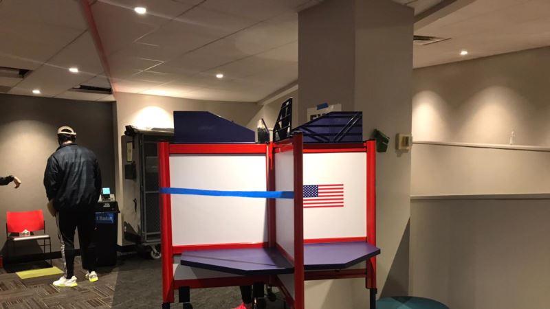 США: в Джорджии – рекордная активность при досрочном голосовании на выборах в Сенат