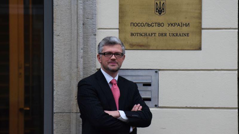 Немецкое СМИ извинилось за размещенную в эфире карту с «российским» Крымом – посол