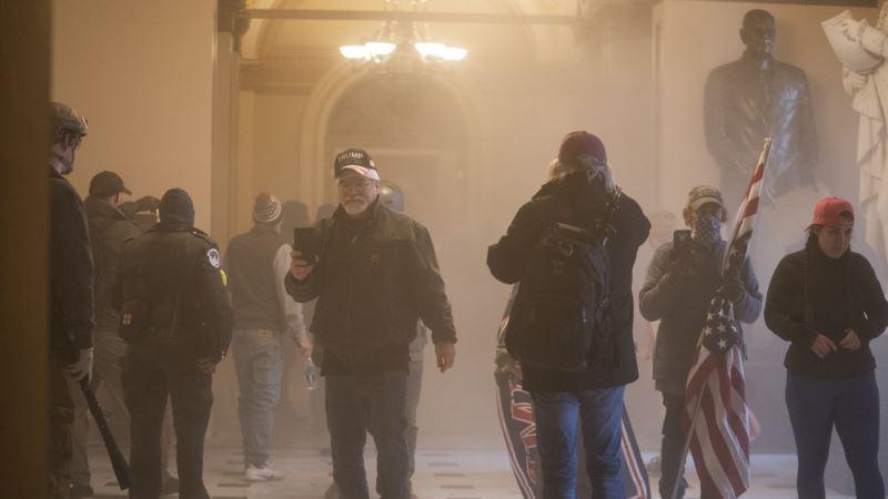 Задержанной за штурм Капитолия понадобился переводчик русского языка – СМИ