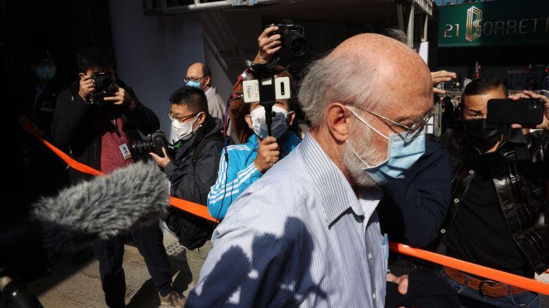 Десятки оппозиционеров арестовали в Гонконге по новому закону о нацбезопасности
