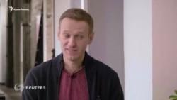 Алексей Навальный возвращается из Берлина в Москву (трансляция)