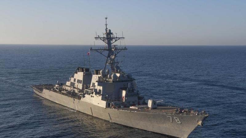 Эсминцы ВМС США «Портер» и «Дональд Кук» вышли из Черного моря – посольство
