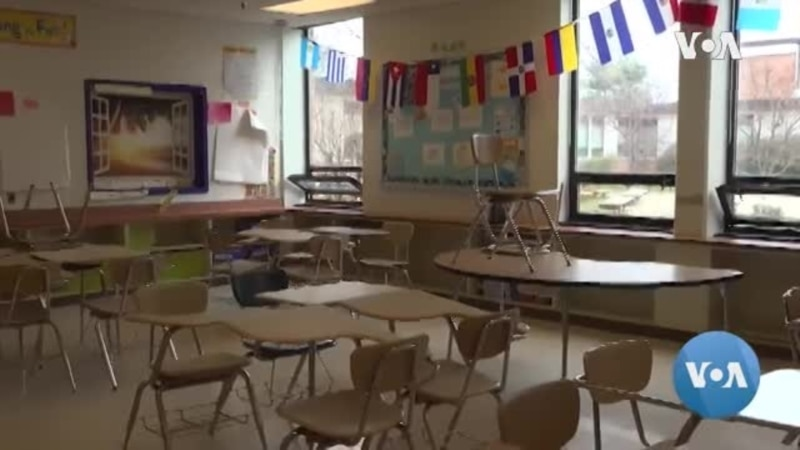 В США выпустили рекомендации по возобновлению очного обучения в школах во время коронавируса