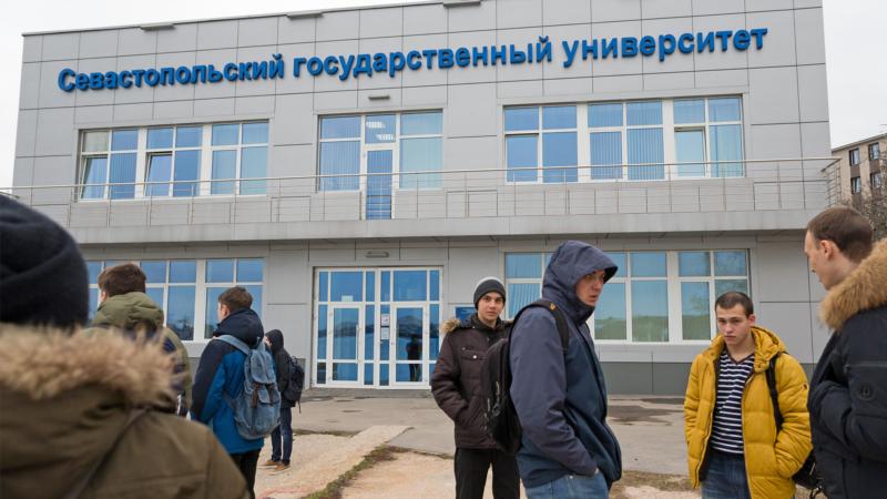 В Севастополе будут судить экс-проректора – Следком