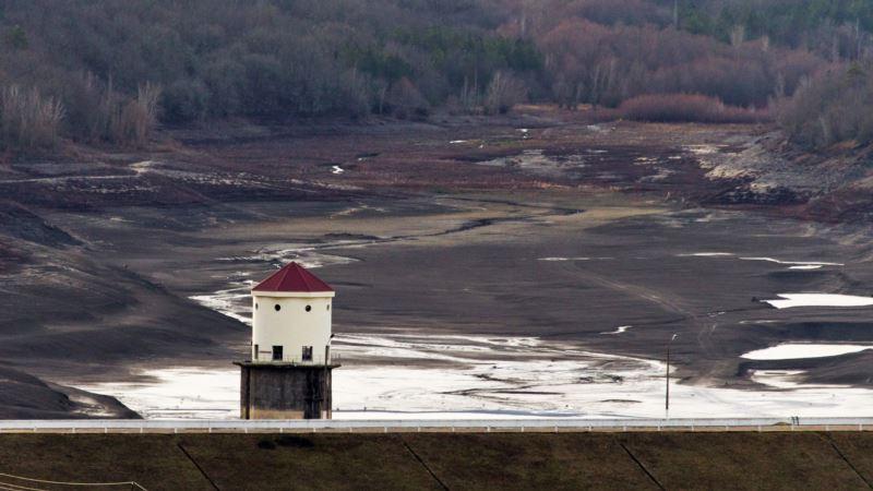 В Крыму еще три водохранилища приближаются к «мертвому объему» – мониторинг