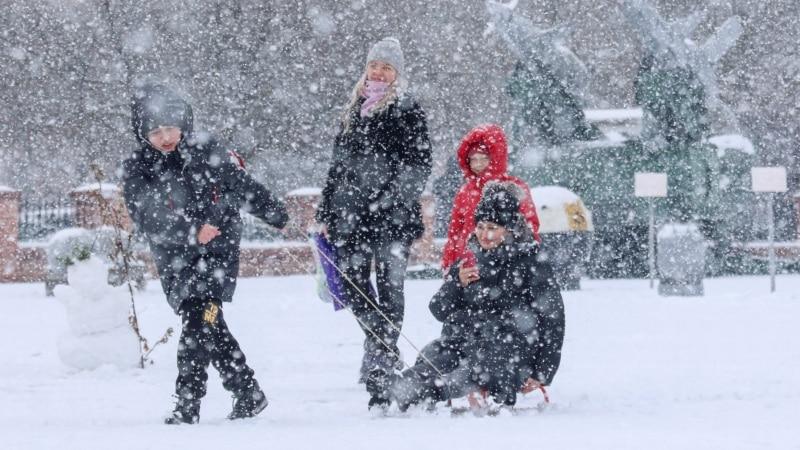 Погода в Крыму: без осадков, на дорогах – гололедица