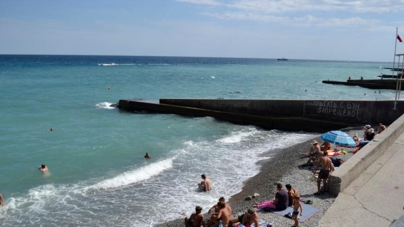 Реконструкцию пляжа «Солнечный» в Ялте могут не успеть завершить до 1 июня – Павленко