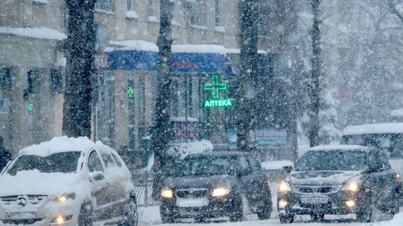 Погода в Крыму: ожидаются снег, метель и гололедица, температура воздуха ночью опустится до -7 – синоптики