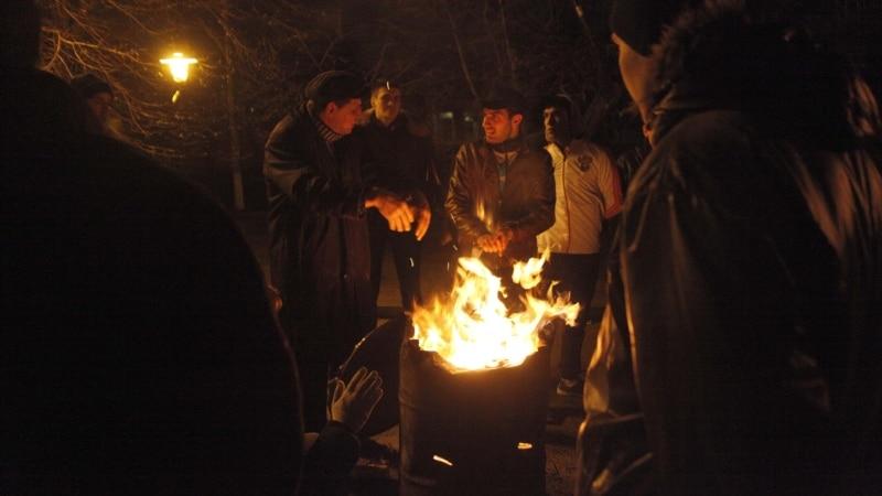 Ночь перед захватом Крыма. Как это было (фотогалерея)