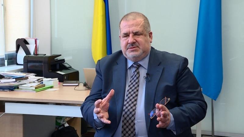 Чубаров рассказал, что происходило у здания парламента Крыма 26 февраля 2014 года