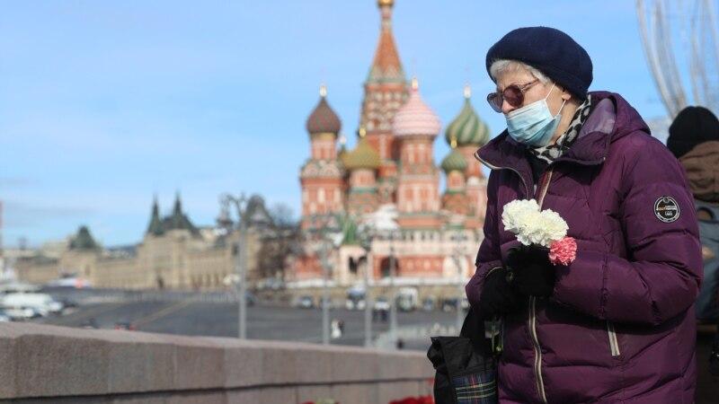 В России проходят памятные мероприятия в день годовщины убийства Бориса Немцова