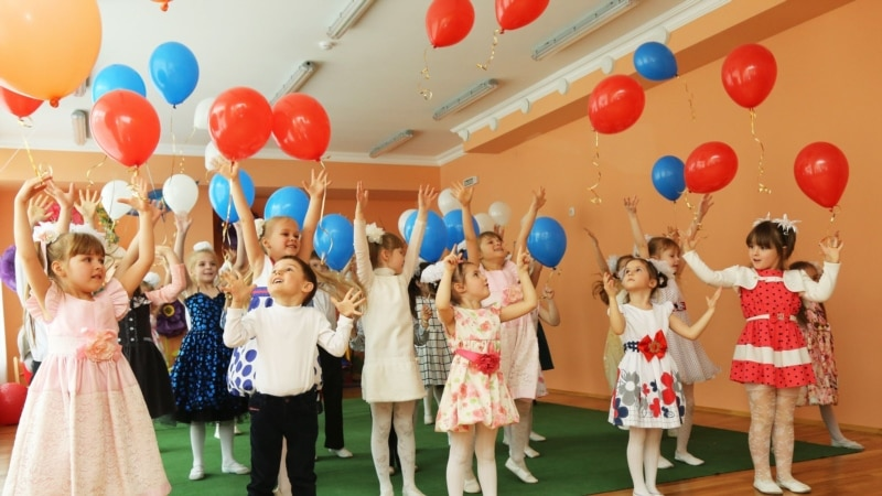 В Крыму в этом году планируют построить 16 детских садов
