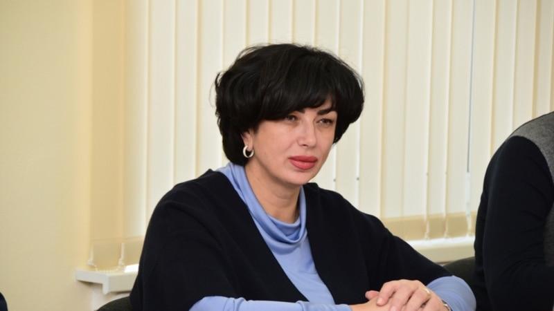 Проценко прокомментировала свое увольнение с поста главы Симферополя