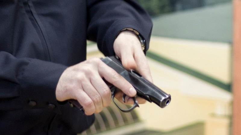 Симферополь: мужчине грозит два года заключения по подозрению в краже пистолета – полиция