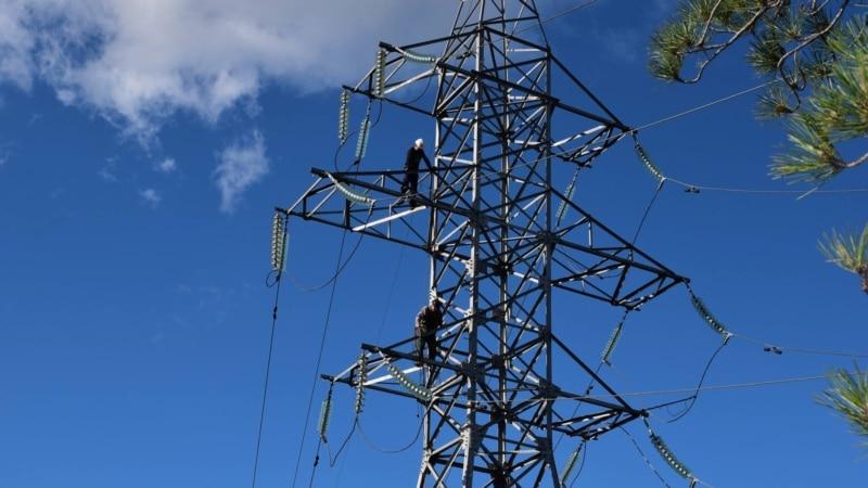 Из-за отключения электроподстанций два крымских села находятся на резервных источниках – «Крымэнерго»
