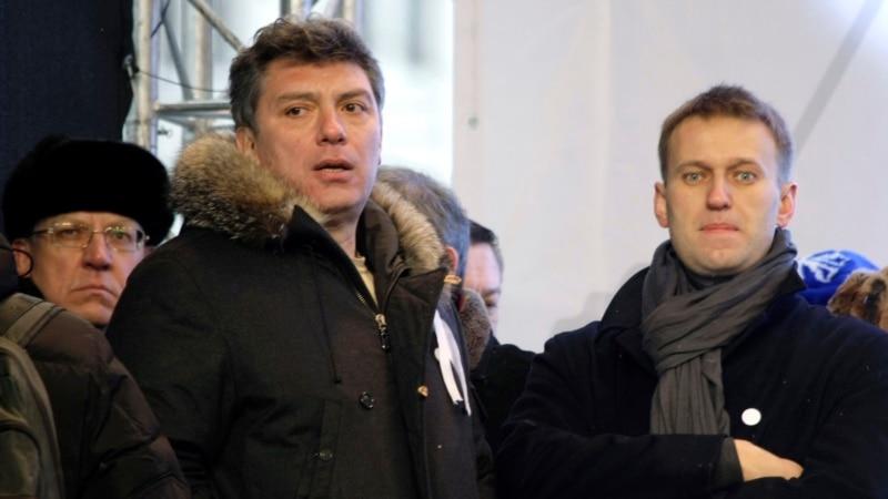 Навальный стал лауреатом премии фонда Бориса Немцова