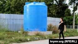 Власти сказали, когда смогут смягчить график подачи воды в Симферополе