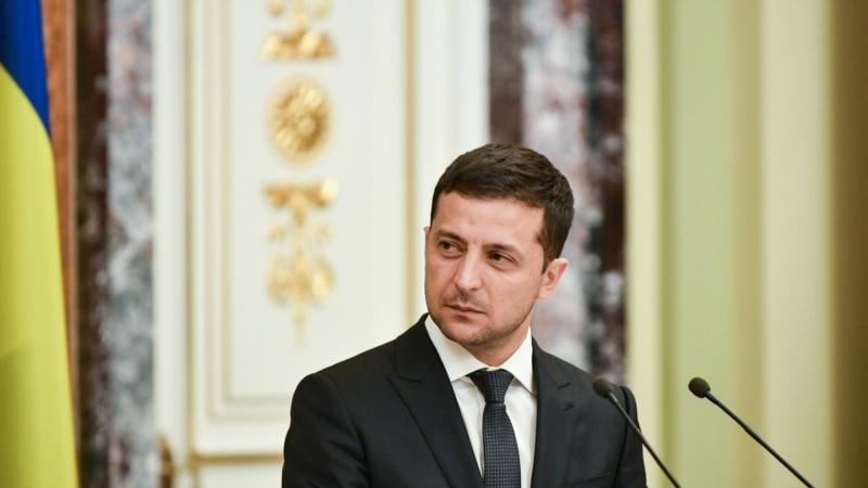 «Забудьте о том, что Украина забудет о Крыме»: президент Зеленский прокомментировал утверждение стратегии деоккупации полуострова