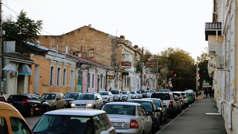 В центре Симферополя до конца марта продлили ограничение на движение транспорта – власти