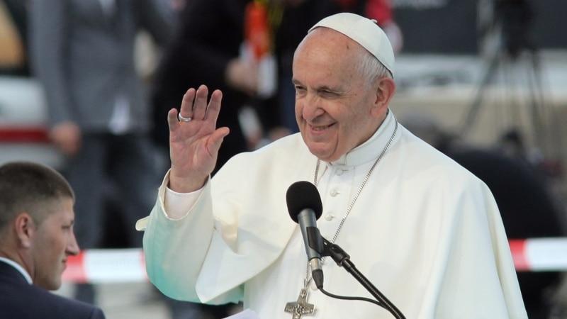 Папа Франциск первым из римских понтификов посетил Ирак и призвал его жителей к миру
