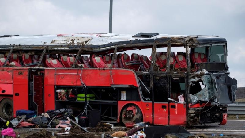 В Польше привели последние данные об аварии автобуса Познань-Херсон