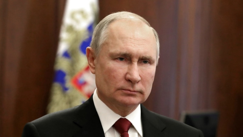 В Кремле рассказали, когда Путин сделает прививку от коронавируса