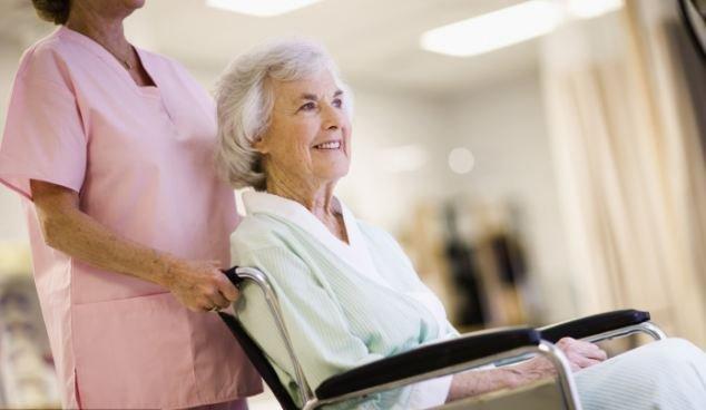 Новый дом для престарелых с деменцией