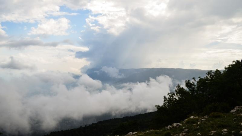 В Крыму– облачно, без существенных осадков