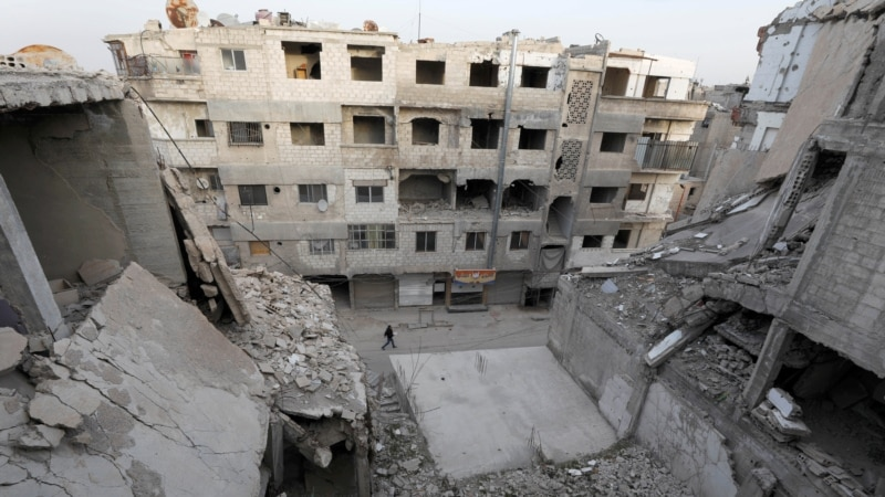 В Сирии обстреляли госпиталь, есть погибшие и раненые