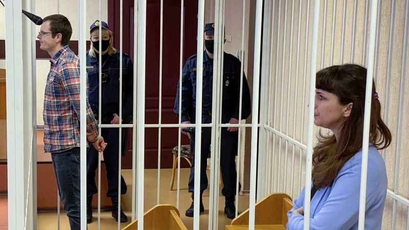 Беларусь: по «делу Бондаренко» приговорили к тюремному заключению врача и журналистку