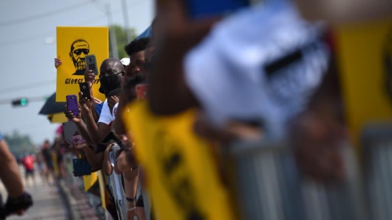 США: на суде из-за смерти Джорджа Флойда начались вступительные речи сторон
