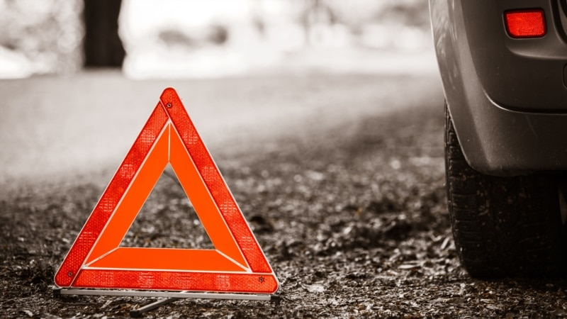 В Крыму произошло ДТП, один человек погиб и трое пострадали – СМИ