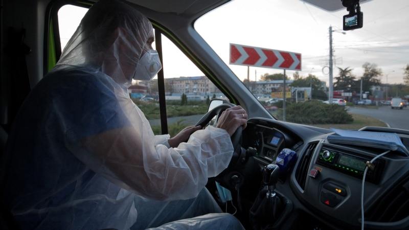 В Крыму за сутки выявили 53 случая COVID-19
