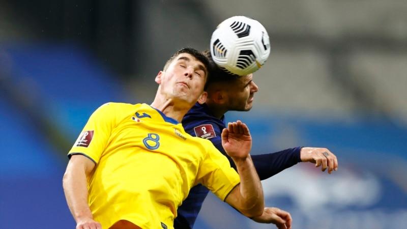 Cборная Украины по футболу упустила победу в поединке с финнами