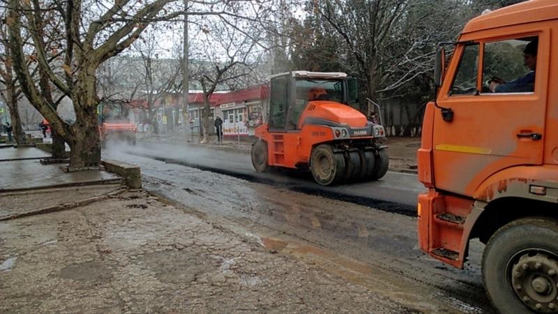 В Симферополе из-за ремонта ограничили движение по одной из улиц– власти