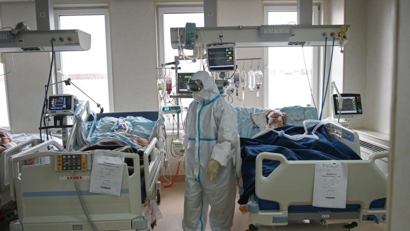 В Крыму за сутки от коронавируса скончались шесть пациентов – власти