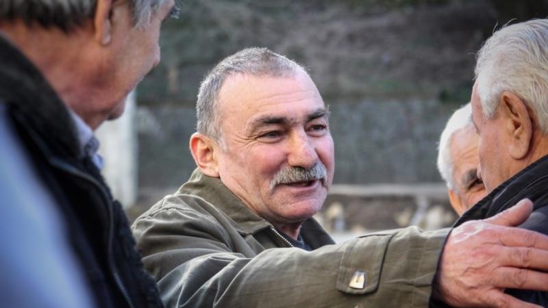 Суд в Крыму снял судимость с фигуранта «дела Веджие Кашка» Аметова – адвокат