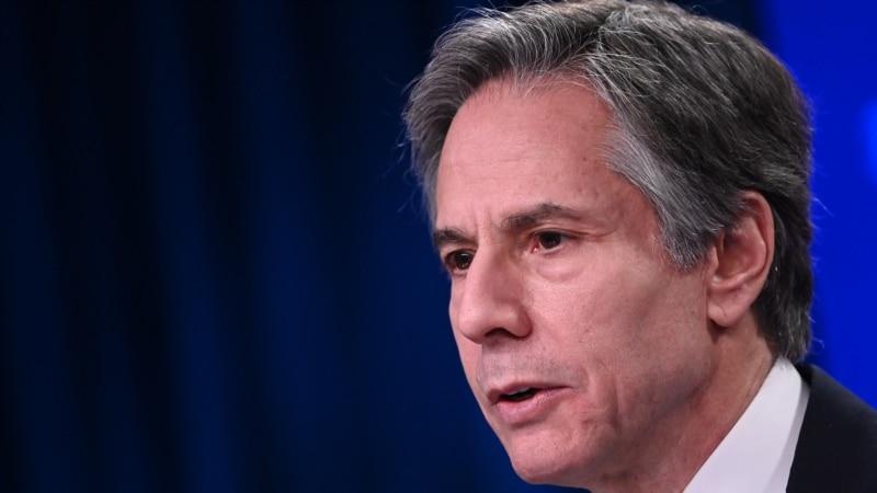 Госсекретарь США обсудит в Брюсселе концентрацию войск России на границе с Украиной