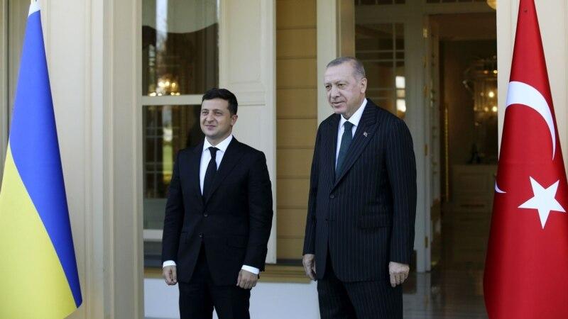 Зеленский и Эрдоган подписали декларацию после заседания Стратегического совета