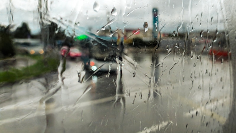 Погода в Крыму: ночью и утром дождь, днем – без существенных осадков – синоптики
