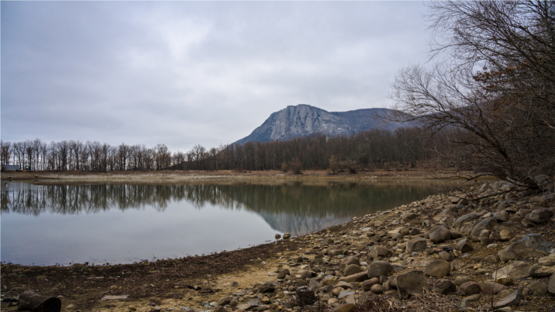 Запас воды в крымских водохранилищах почти вдвое меньший, чем был в 2020 – Гидрометцентр