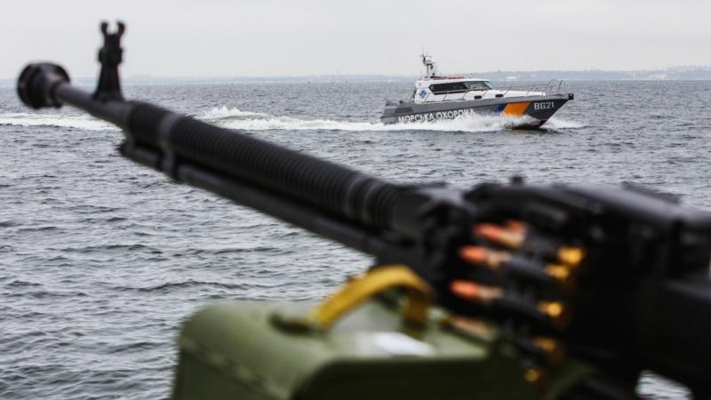 Катера ФСБ России осуществили «очередную провокацию» в Азовском море – ВМС Украины
