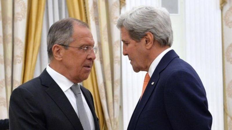 Глава МИД России Лавров и спецпредставитель президента США Керри провели «случайную встречу» в Индии – СМИ