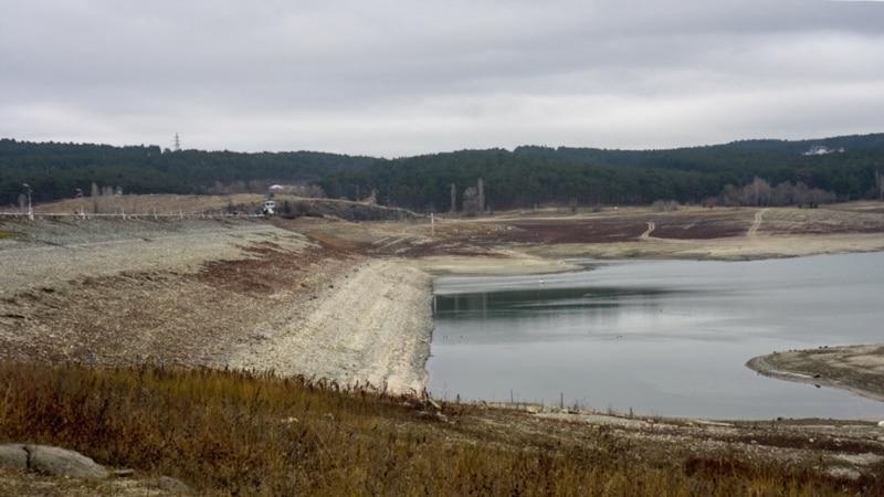 «Хватит на 140 дней»: власти рассказали о притоках в водохранилища Симферополя