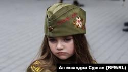 В Симферополе бойцы «Беркута» демонстрировали детям образцы вооружения и технику рукопашного боя (+фото)