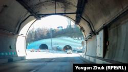 Тоннели в Сочи, иллюстрационное фото