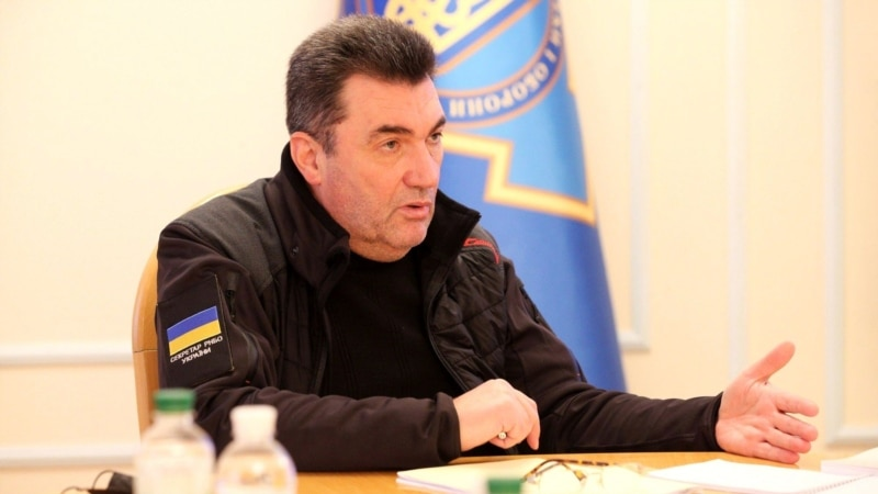 В Офисе президента прошло закрытое совещание из-за ситуации на Донбассе – секретарь СНБО Данилов